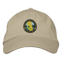 DMV Baseball Hat Color Logo