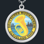 "DMV Necklace with Color Logo<br><div class=""desc"">DMV Necklace with color logo. View item for size,  shape and plating details.</div>"