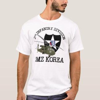 DMZ Korea 2nd ID Vet  T-Shirt
