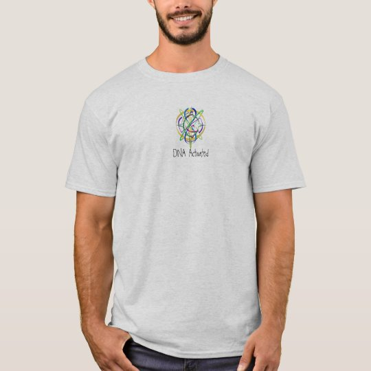 DNA Activated Atom T-Shirt