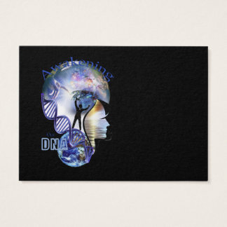 DNA Awakening design Business Card
