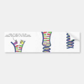 DNA Break-Up - Bumper Sticker