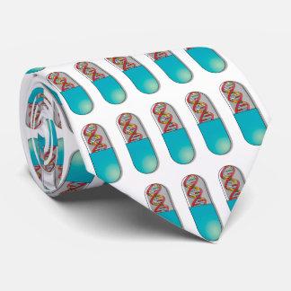 DNA Capsule Tie