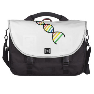 DNA Chain Laptop Commuter Bag