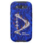 DNA: Ciclo vital Samsung Galaxy S3 Protectores
