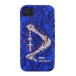 DNA: Ciclo vital Vibe iPhone 4 Carcasas