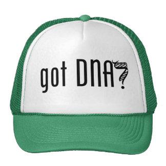 ¿DNA conseguida? Gorros Bordados