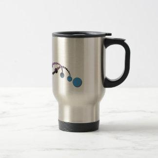 DNA Crop Circle Travel Mug