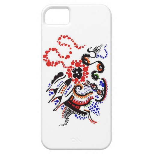 DNA Cybernetic Design iPhone 5 Case