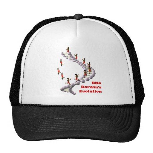 DNA Darwin's Evolution Trucker Hat