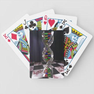 DNA del vidrio Baraja