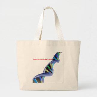 DNA - Deoxyribonucleic acid Tote Bags