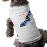 DNA - Deoxyribonucleic acid Dog Tee Shirt