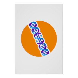 DNA Dollar Poster