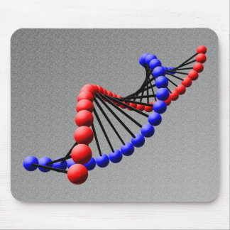 DNA - Double Helix MousePad