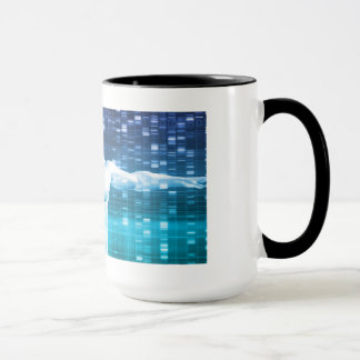 DNA Encoding and Genetic Code as a Science Mug