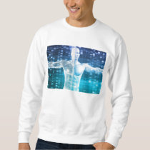 DNA Encoding and Genetic Code as a Science Sweatshirt