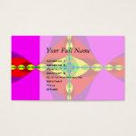 DNA - Fractal Art Business Card