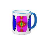 DNA - Fractal Art Coffee Mug