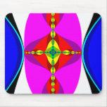 DNA - Fractal Art Mouse Pad