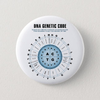 DNA Genetic Code Chart Button