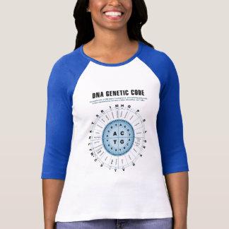 DNA Genetic Code Chart T-Shirt