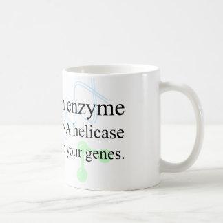 """""""DNA Helicase """" Taza De Café"""