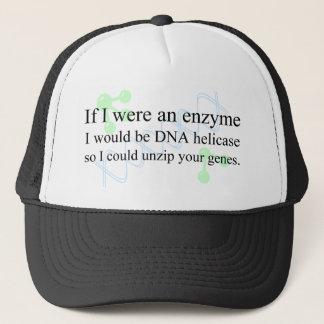 """""""DNA Helicase"""" Trucker Hat"""