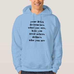 Dna is your fingerprint hoodie