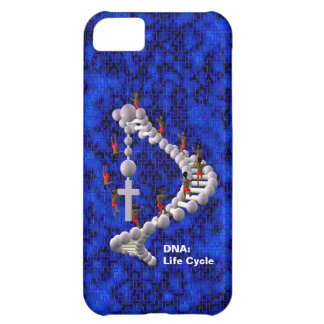 DNA Life Cycle iPhone 5C Cover