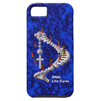 DNA Life Cycle iPhone 5 Case