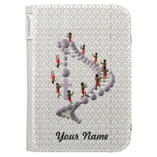DNA Life Cycle Kindle Folio Case