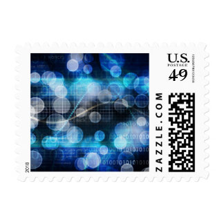 DNA Medical Science and Biotech Chemistry Genes Postage