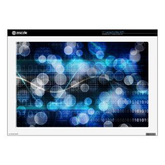 DNA Medical Science Laptop Skin