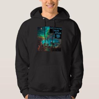 DNA mens hoodie