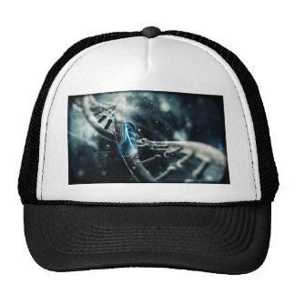DNA Nano Abstract Trucker Hat
