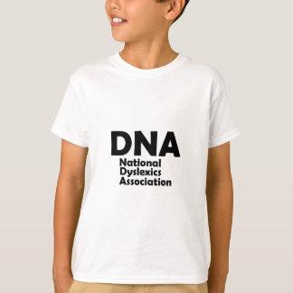 DNA - National Dyslexics Association T-Shirt