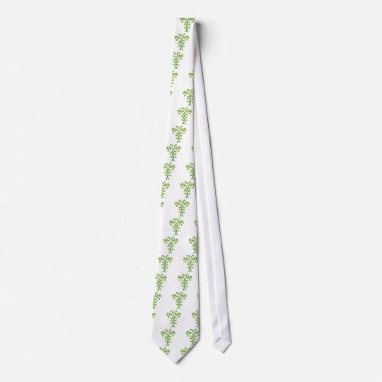 DNA plant concept Tie
