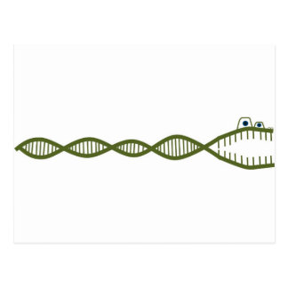 DNA POSTCARD