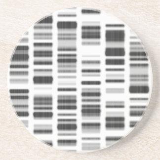 DNA Print - Coaster