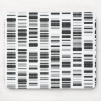 DNA Print - Mouse Pad