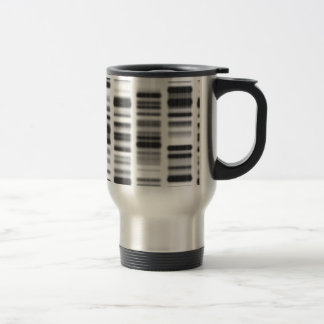 DNA Print - Travel Mug