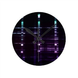 DNA que ordena el gel 2 Reloj