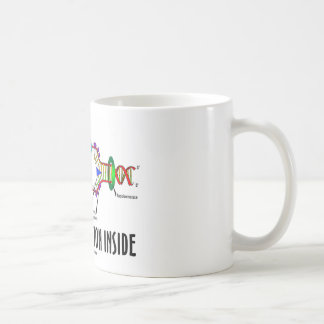 DNA Replication Inside (DNA Attitude) Coffee Mug