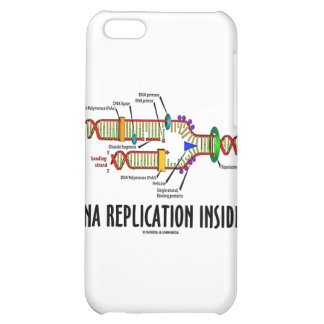 DNA Replication Inside (DNA Replication Genes) iPhone 5C Case