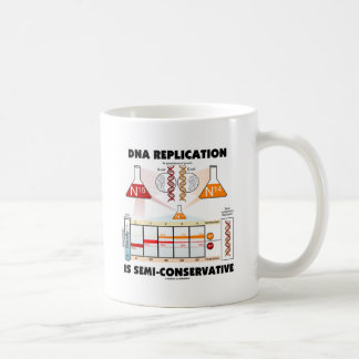 DNA Replication Is Semi-Conservative Coffee Mug