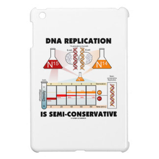 DNA Replication Is Semi-Conservative Cover For The iPad Mini