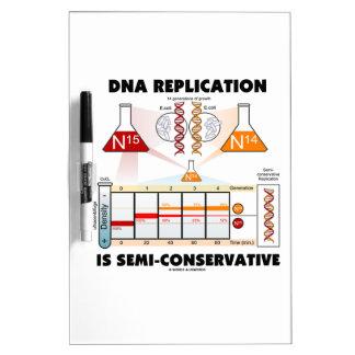 DNA Replication Is Semi-Conservative Dry-Erase Board