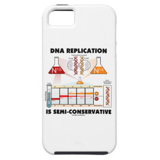 DNA Replication Is Semi-Conservative iPhone SE/5/5s Case