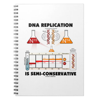 DNA Replication Is Semi-Conservative Notebook